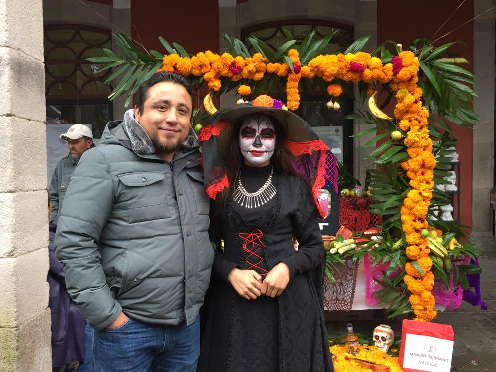 Preservan vivas las tradiciones en Huauchinango